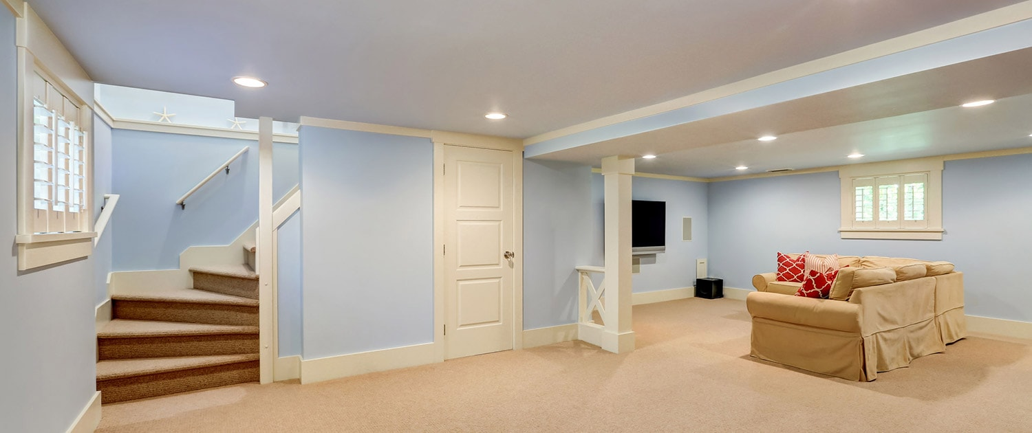 home remodeling project completed by Superior Pad Construction