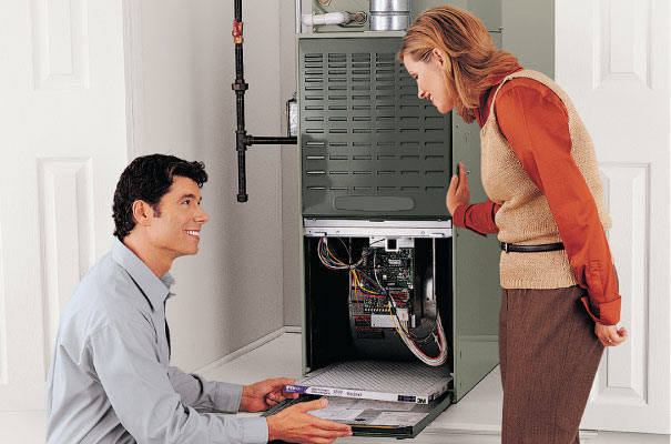 furnace repair experts Chicago