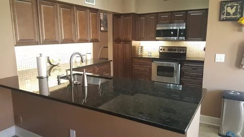my kitchen after kitchen remodeling