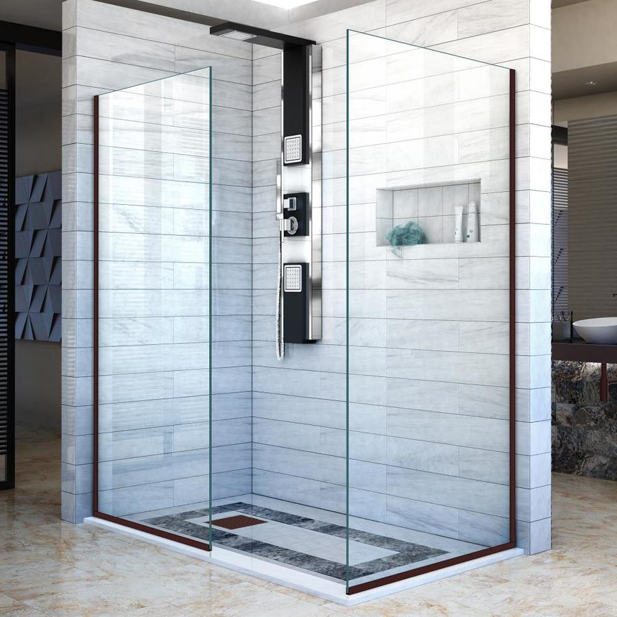 frameless shower door by innovation